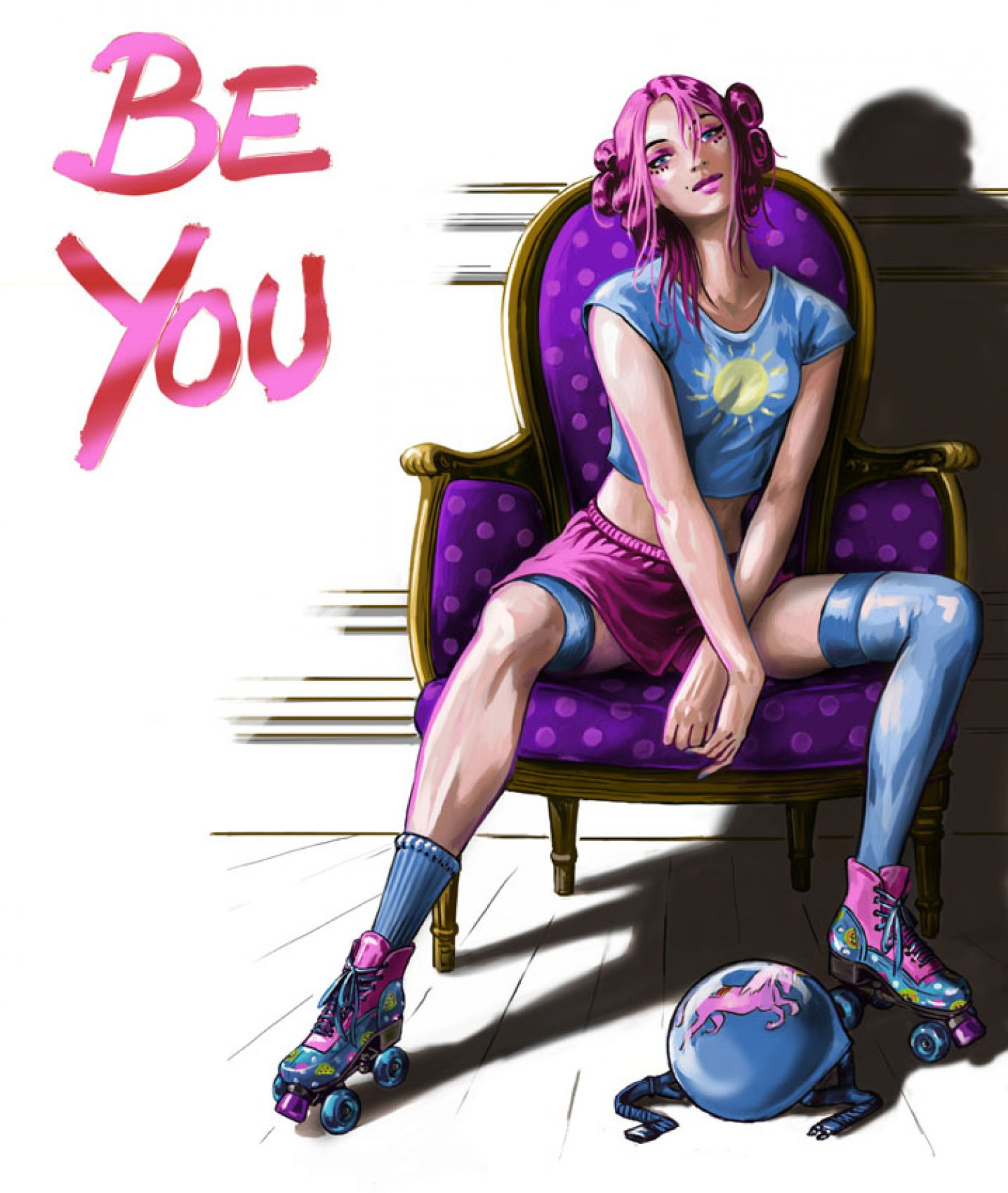BE YOU 2