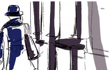 Projet rough/storyboard de  JAN